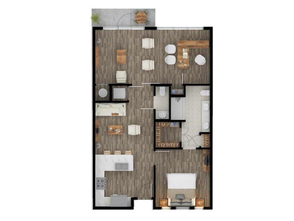 LW1 floor plan